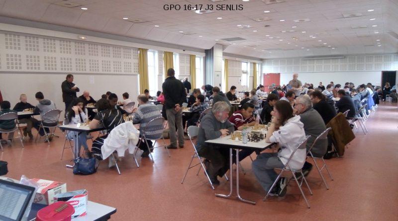 GPO J3 dimanche 12 février à Senlis