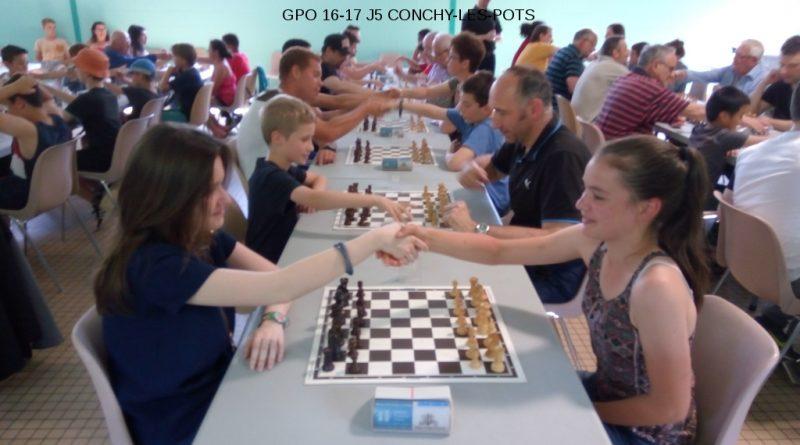 GPO J6 samedi 27 mai à Conchy-les-Pots